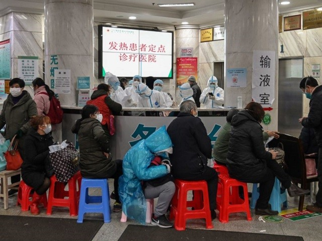 Chinese Hospitals Turn Away Possible Coronavirus Patients, Cite Supply Shortages