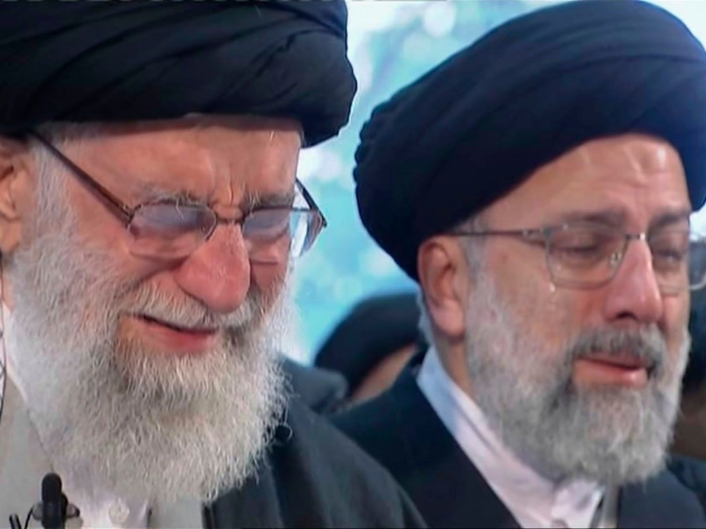 Watch: Ayatollah Cries During Iran Regime's Qasem Soleimani Goodbye