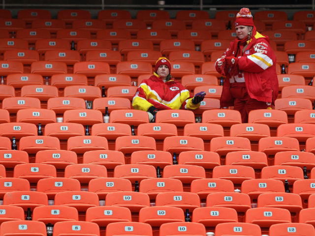 NFL Attendance Crashes to 15-Year Low