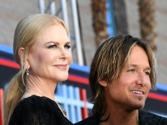 Nicole Kidman and Keith Urban Donate $500,000 to Help Fight Australian Bushfires