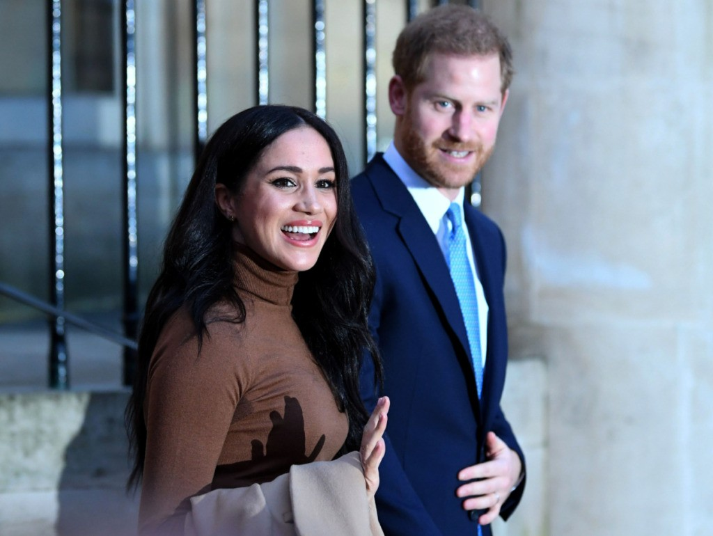 Woke Royals Harry and Meghan Step Back From Duties, Embark on 'Progressive' New Life