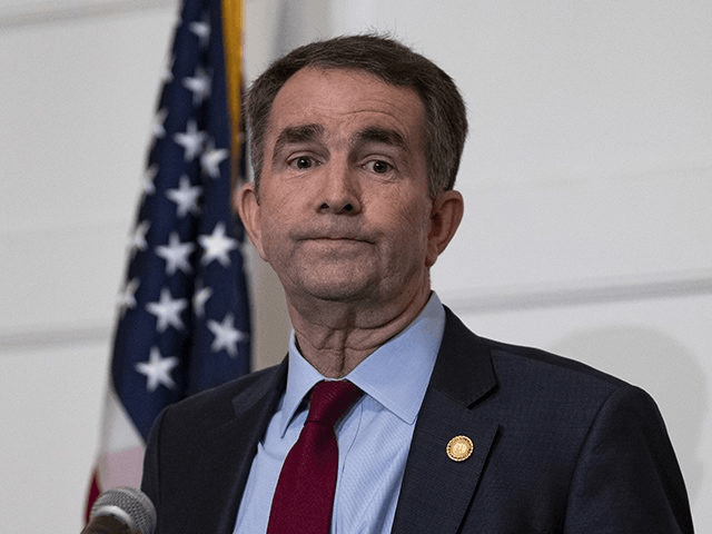 AP: Ralph Northam Banning Guns from Virginia Capitol Grounds
