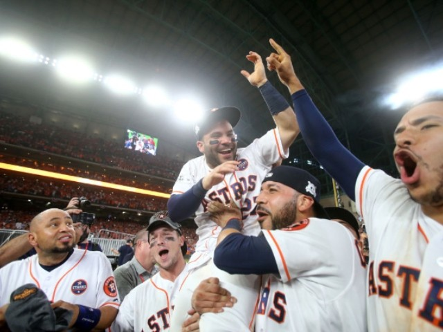 MLB Says No Evidence Astros Players Wore Devices in Sign-Stealing Scandal