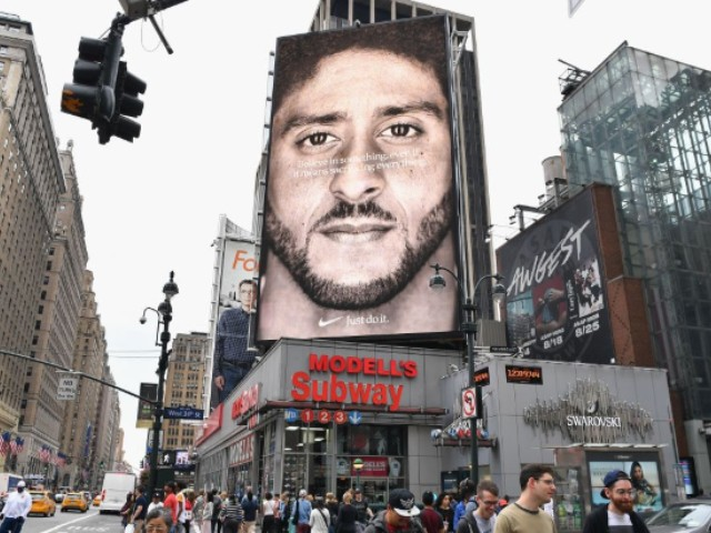 Kaepernick Blasts Capitalism While Making Millions Off of Nike's Cheap, Overseas Labor Force