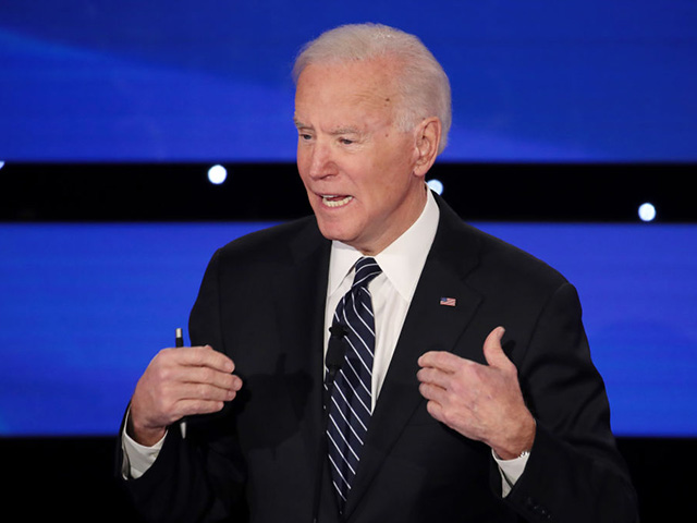 Fact Check: Joe Biden Falsely Claims Trump Softened North Korea Sanctions
