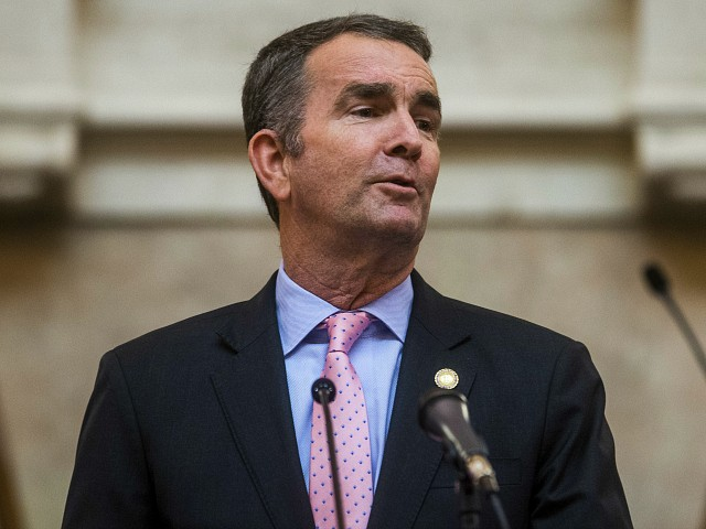 VA Governor Bans Guns on State Capitol Grounds, Declares 'State of Emergency'