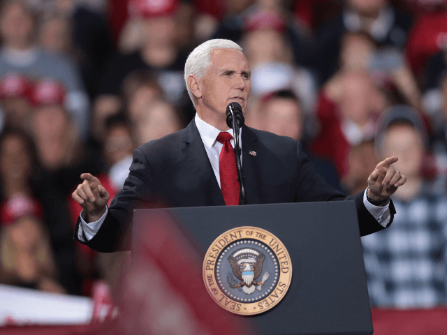 Iranian State Media: 'Evangelical Christian Fascist Mike Pence' Lying About 9/11 'False Flag'