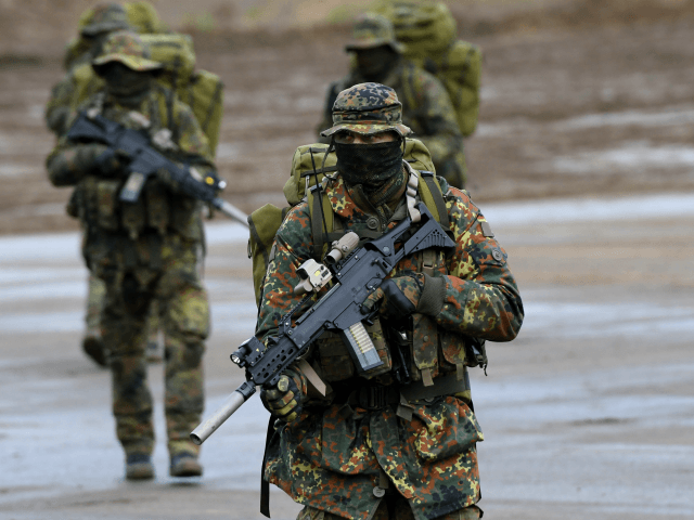 Germany Withdraws Troops From Iraq as Iran Tensions Continue