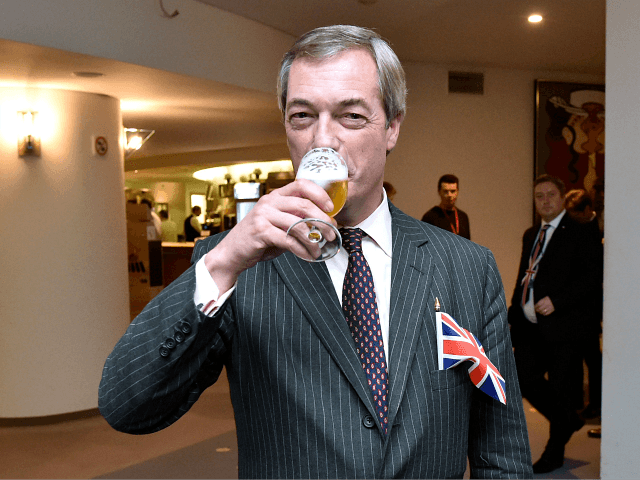 Nigel Farage: Once Bitten Twice Shy – Brexit Party Will Hold Boris to Account