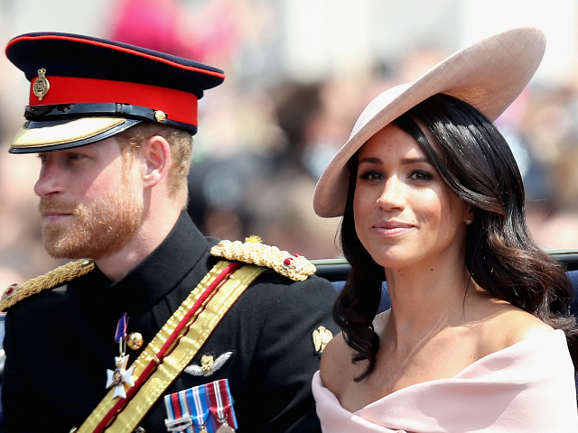 Meghan and Harry Trademarked 'Sussex Royal' Branded Items as Long Ago as June 2019
