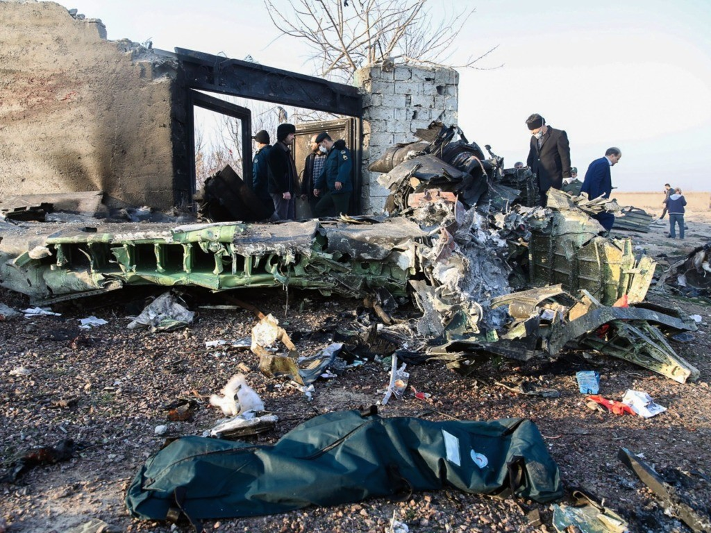 Iran: 'Obvious' Iranian Missile Did Not Down Ukrainian Airliner