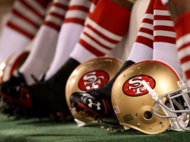 49ers Add Zoe to Roster, the NFL's First Emotional Support Dog