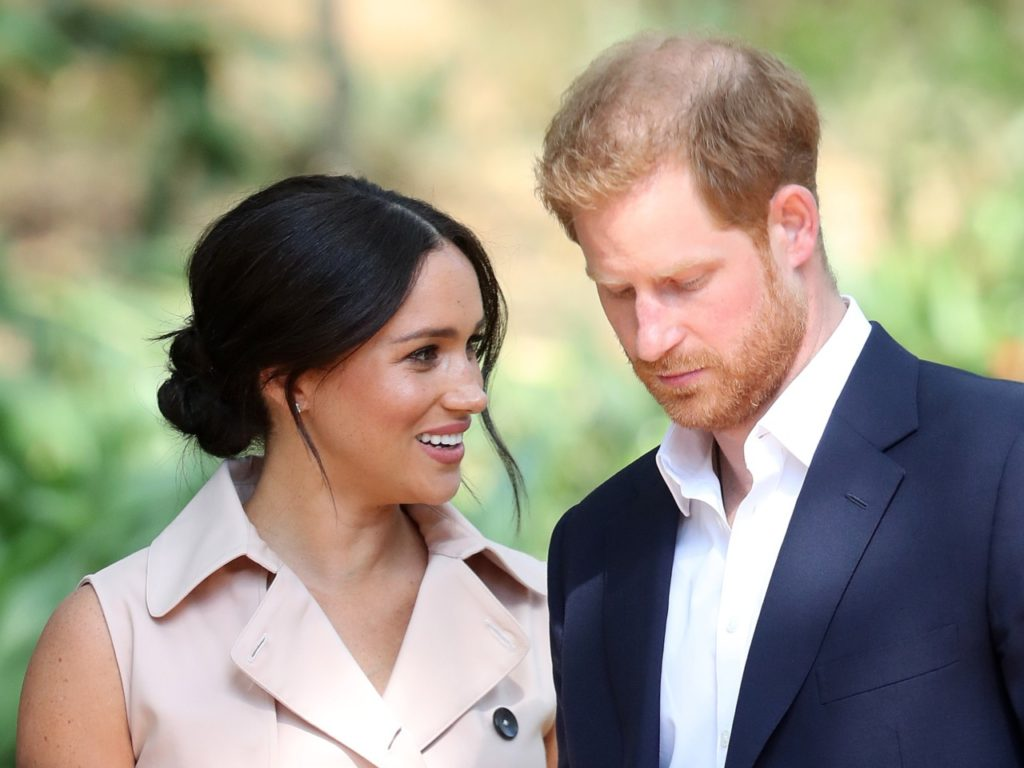 Prince Harry and Meghan Markle Want Eco Charity to Underwrite New 'Caring and Sharing' Role