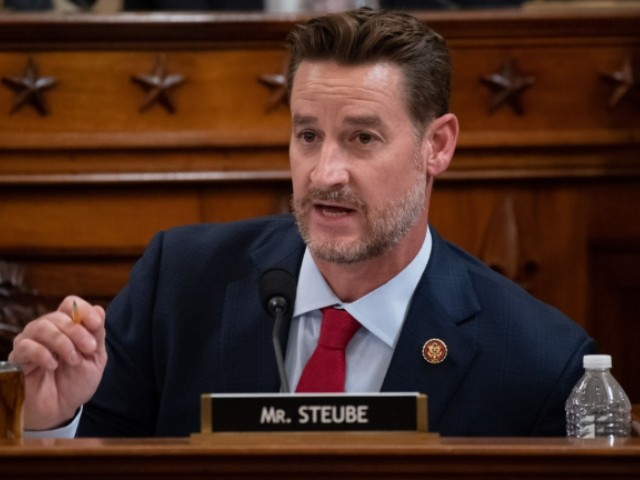 WATCH: GOP Rep. Greg Steube: Not One Democrat Voted to Protect Women's Sports