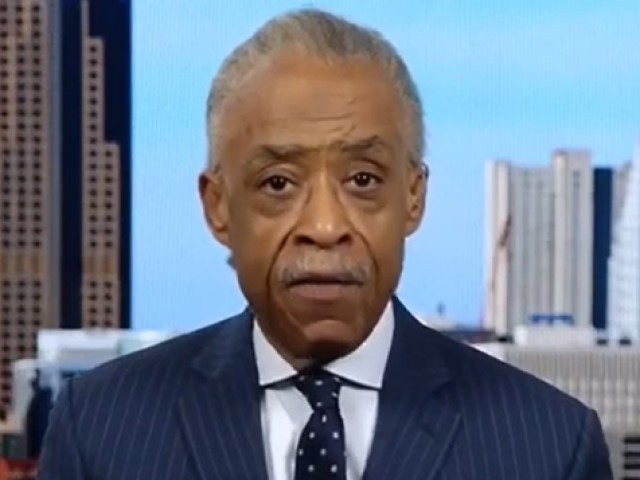 MSNBC's Sharpton on Dem Debate: 'I Didn't See Anybody on the Stage' that Can Take on Trump