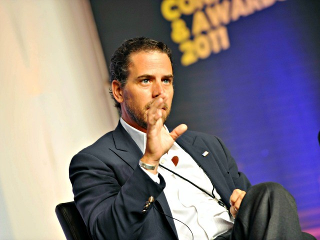 Report: Hunter Biden Accused of Multi-Million 'Counterfeiting Scheme' Linked to Burisma