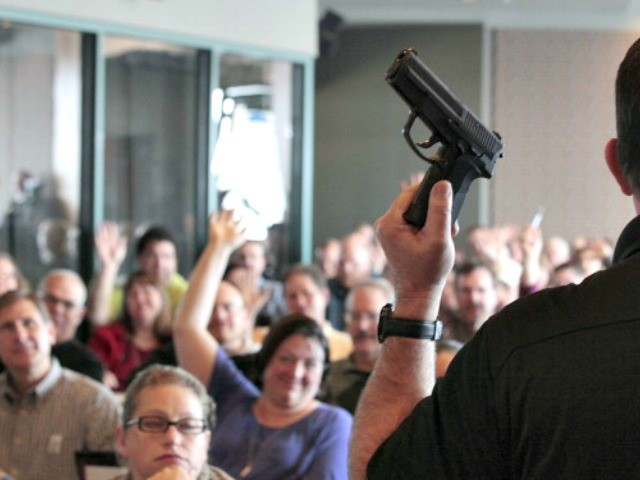 Sheriff Offers Free CCW Classes So Churches Can Shoot Back