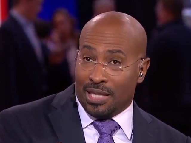 Van Jones: Biden 'Fell Down These Stairs, and I Don't Know How He Gets Up'