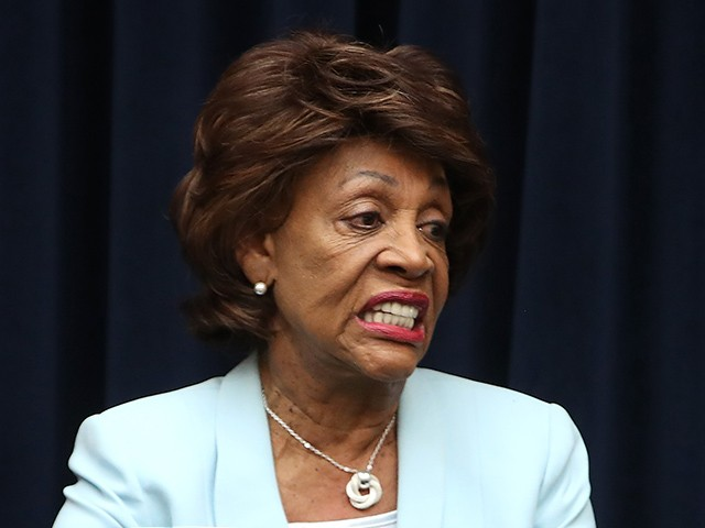 Maxine Waters: Crips and Bloods 'in the Hood' Have 'More Integrity' Than Trump