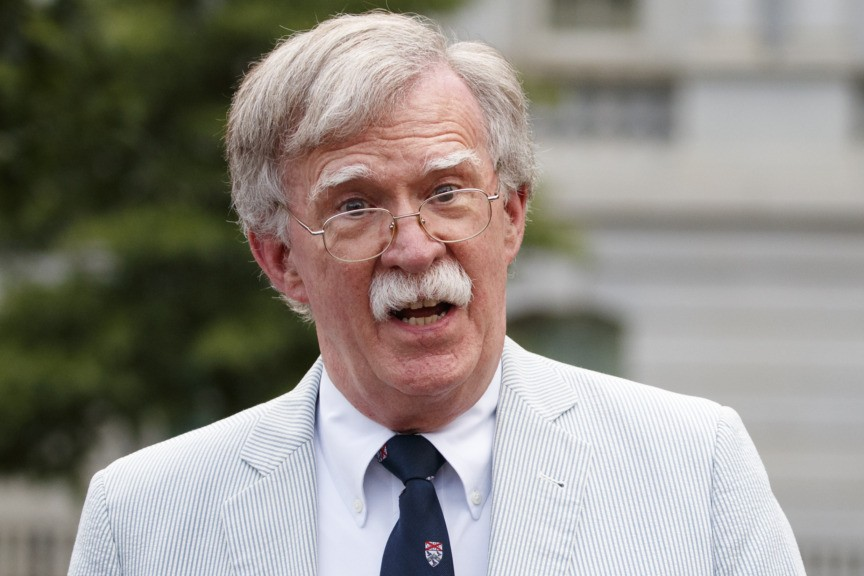 John Bolton: 'Conservatives' Need to Reject Trump Attacks on 'Honorable' John Kelly