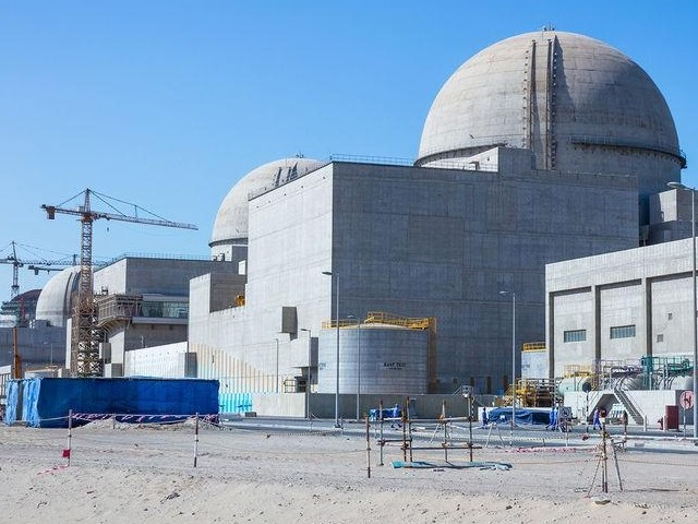 UAE Grants License for Arab World's First Nuclear Power Plant