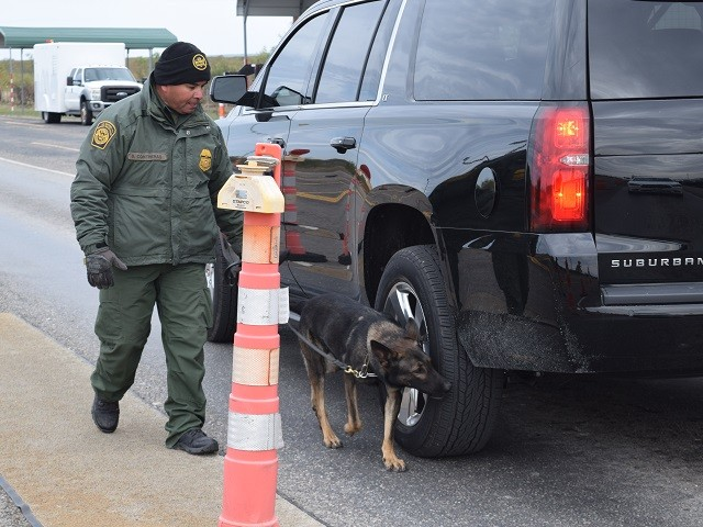 Another Armed Human Smuggler Arrested in Texas near Border