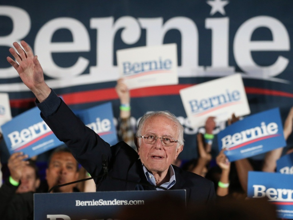 Nolte: Bernie Sanders' Nevada Victory Is Another Humiliating Defeat for Never Trump
