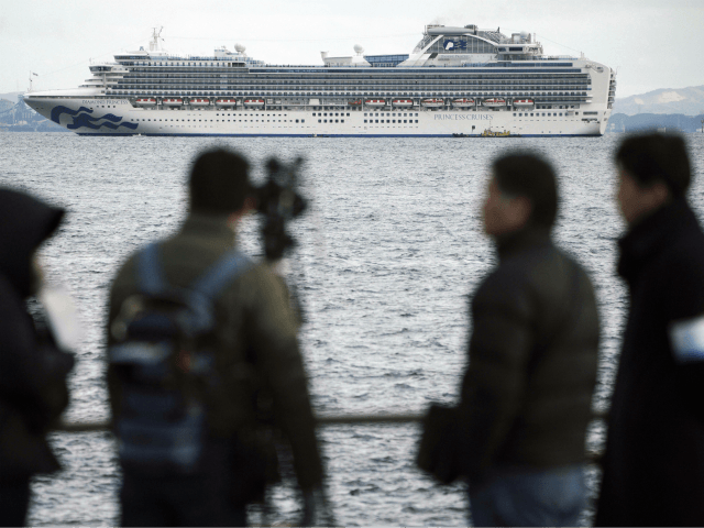 Coronavirus: Cruise Ship Carrying 3,700 Quarantined After Infection Outbreak Aboard