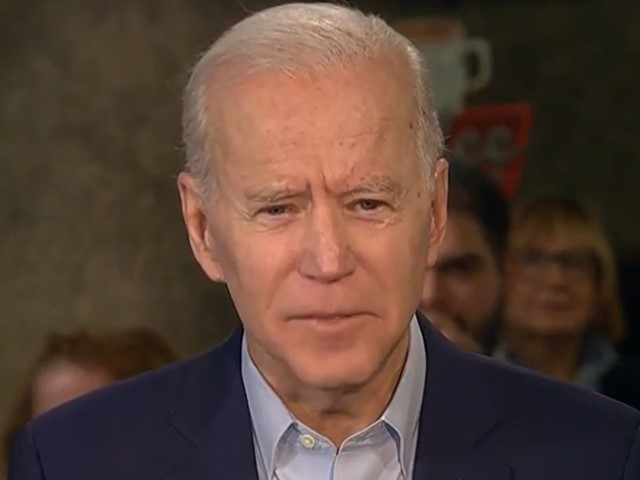 Biden: 'We Could Run Mickey Mouse Against This President and Have a Shot'