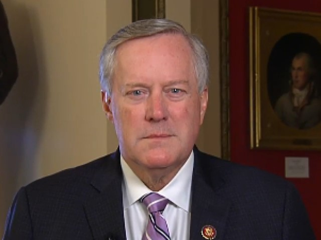 GOP Rep. Meadows: Trump Having to Run Against His Own Administration