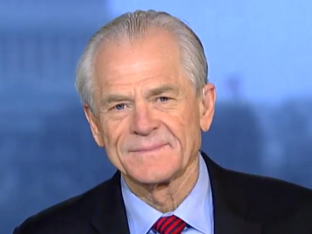 Peter Navarro Praises Jobs Report -- 'Seeing the Fruits' of Trump's Focus on Job Creation