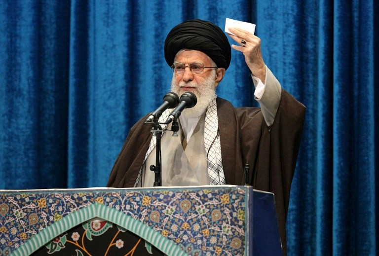 Iran Supreme Leader Rages: Trump 'Foolish' Peace Plan Will Die Before He Does