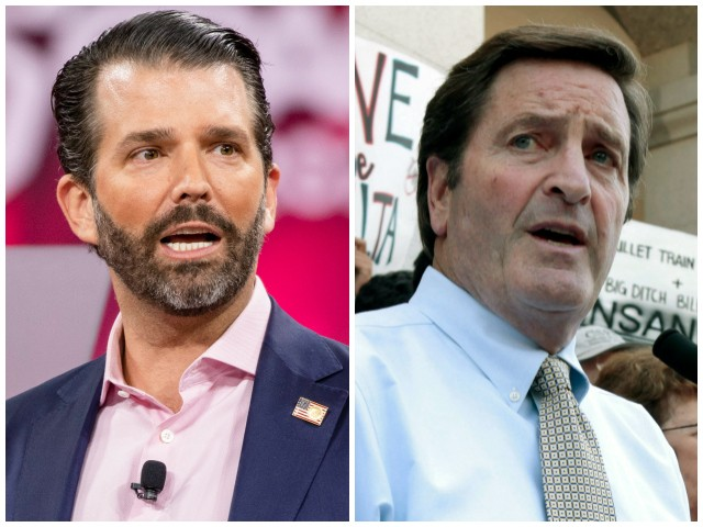 Don Jr. Condemns Democrat Call to Violence Against Him, Calls for Apology