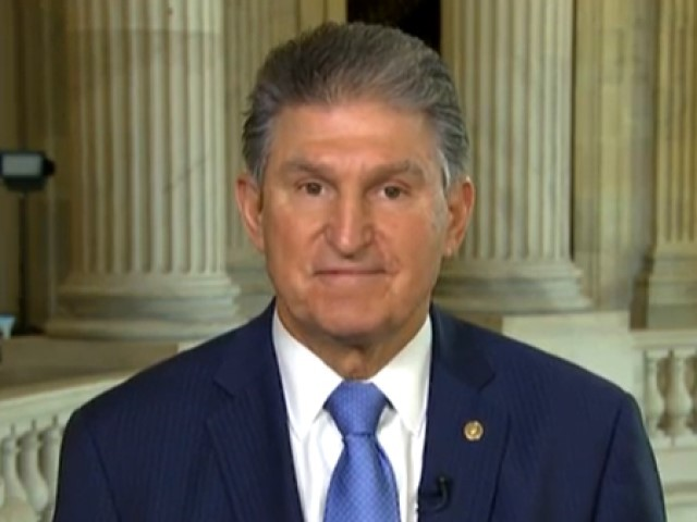 Manchin: Not Sure I'd Support Sanders Over Trump, 'Have to See Where We Are'