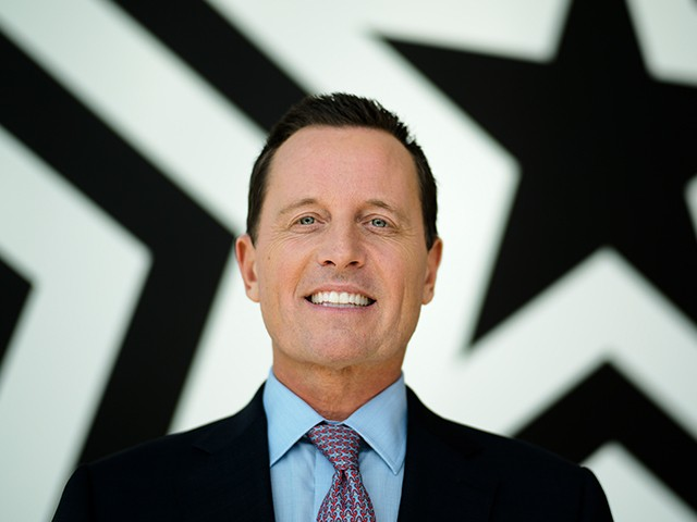 Grenell: Trump's Tweeting 'Makes My Job So Much Easier'