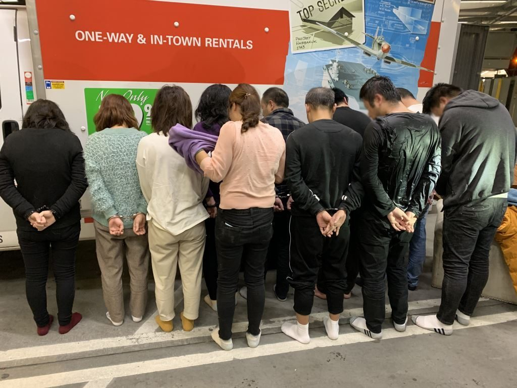 EXCLUSIVE: 1,155 Chinese Nationals Apprehended After Illegally Entering U.S. in FY2020