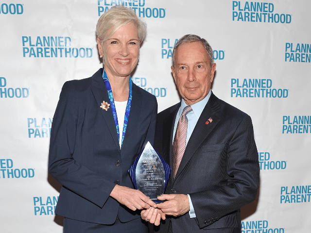 Flashback: Mike Bloomberg Received Planned Parenthood's Award for Promoting Abortion