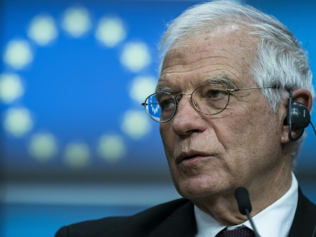 E.U. Warns Israel: 'West Bank Annexation Will Not Go Unchallenged'