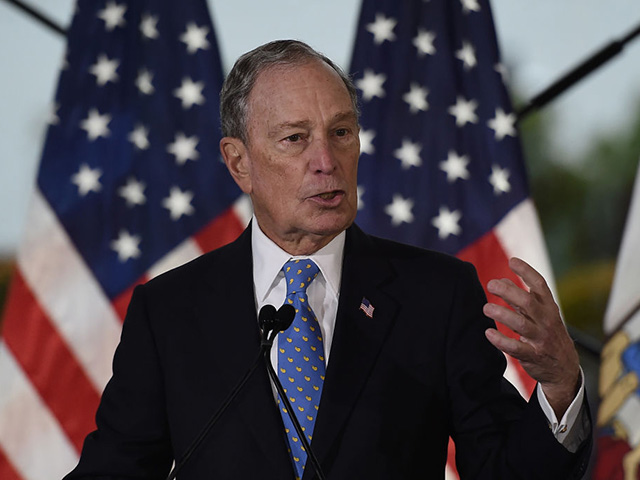 Mike Bloomberg in 2016: Elizabeth Warren 'Scary'; I Would 'Defend the Banks'