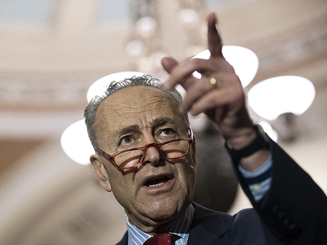 Schumer: No 'Illusions' Trump Would Be Convicted, But 'Bipartisan Impeachment' 'Can Never Be Erased'