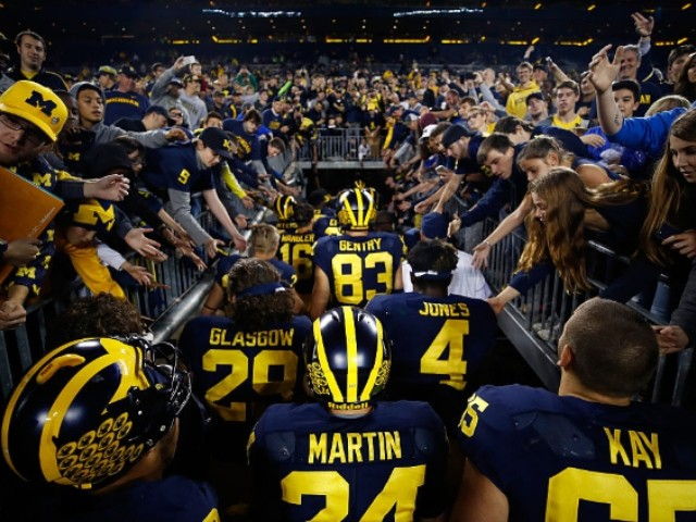 Michigan Wolverines Cancel Overseas Trip Due to Coronavirus Fears