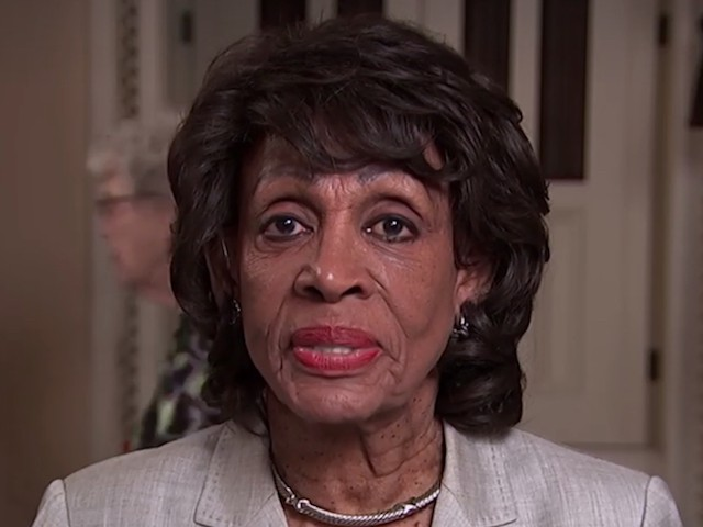 Maxine Waters: Americans 'Where Are You?' -- 'I Don't Hear Enough Voices' Resisting Trump