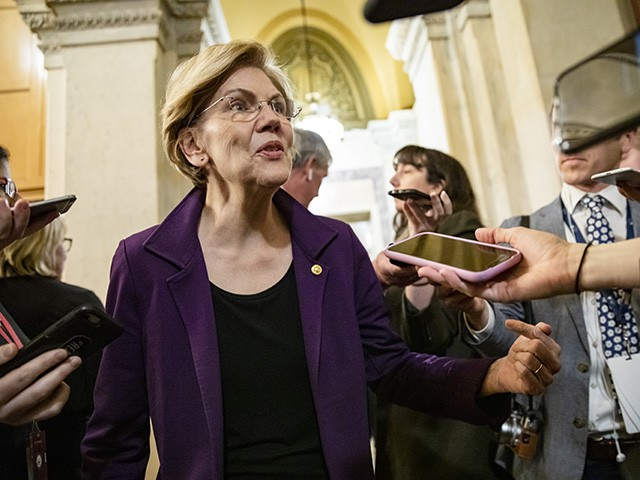Warren: Bloomberg's Comments About Women 'Disqualifying'