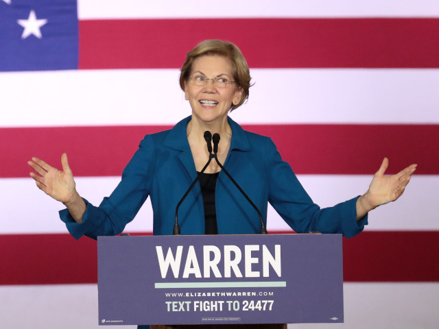 Warren: New Hampshire Results 'A Disappointment'