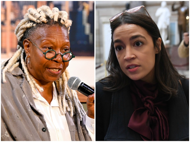 Watch -- Whoopi Goldberg Grills AOC for Bashing Older Generation: You Lost My Support