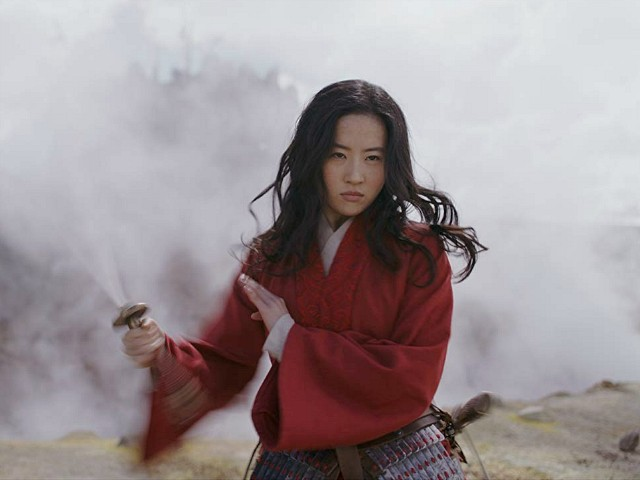 Report: Disney Cuts Kissing Scene in 'Mulan' at Direction of Chinese Censors