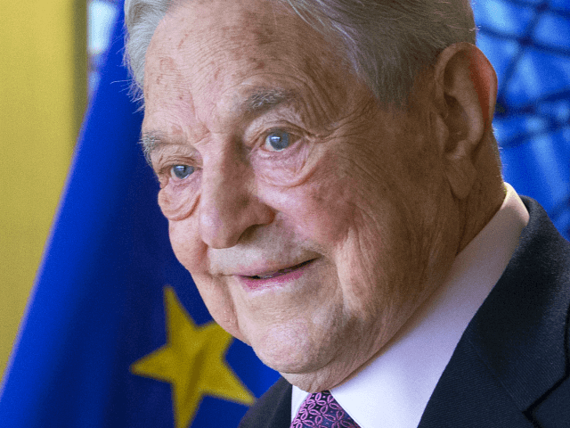 George Soros Calls for Removal of Facebook CEO Mark Zuckerberg for 'Helping Trump Get Re-Elected'