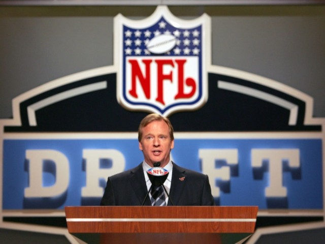 Report: NFL Cancels Public Draft Event in Vegas, Opts for Studio Broadcast