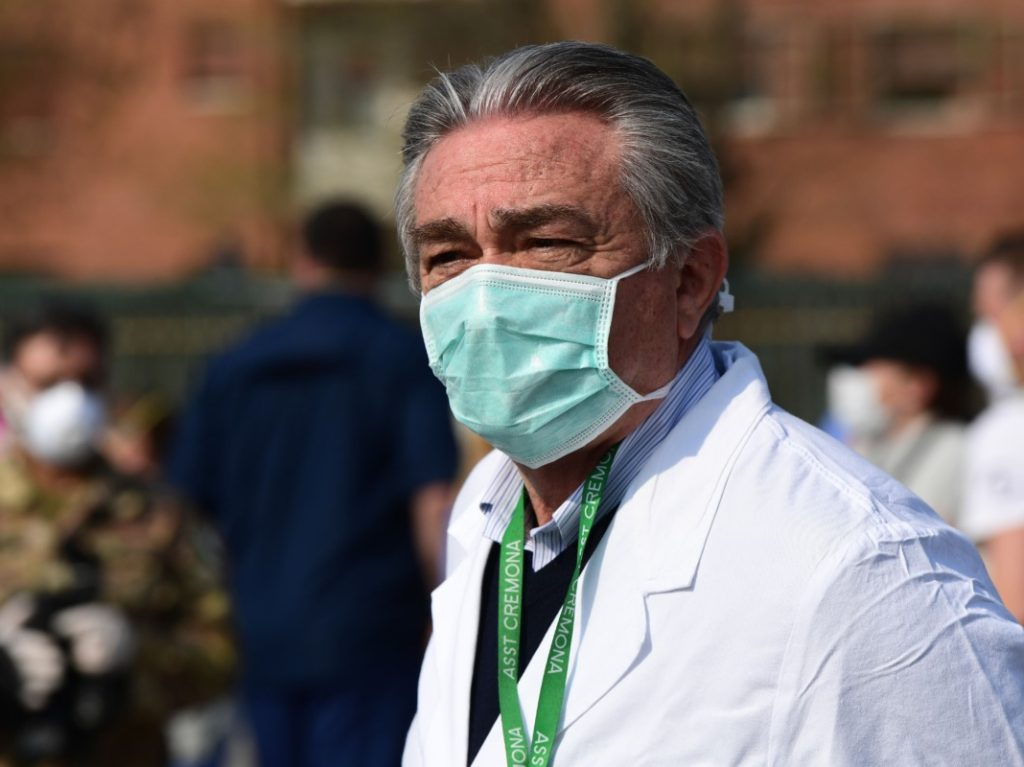 Coronavirus: Italian Doctor Dies After Working Without Gloves due to Shortage