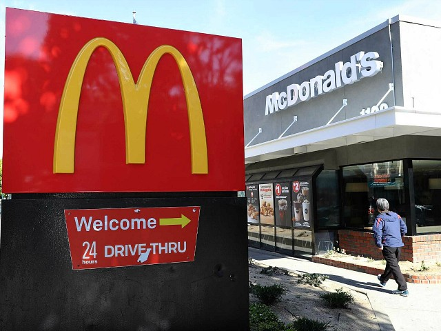 McDonald's Shuts Down All but Five Israel Restaurants to Service Medical Staff for Free